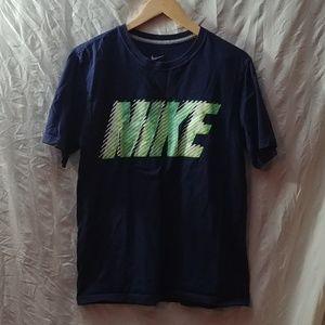 Nike | Blue Shirt